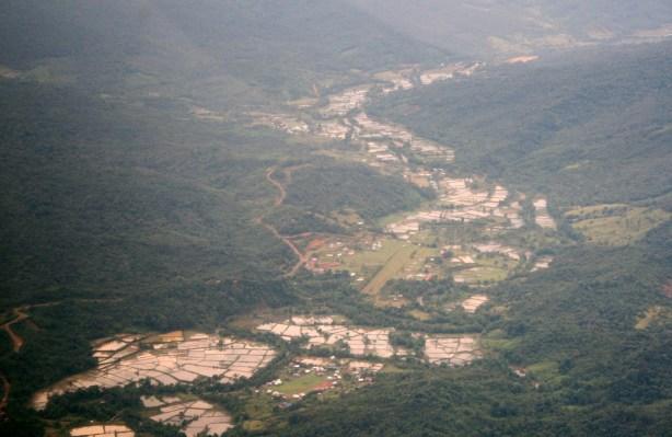 Kawasan Orang Ulu. Lun Bawang. Long Semadoh