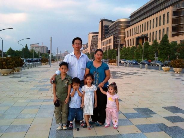 Keluarga 'Little Borneo' di Putra Jaya