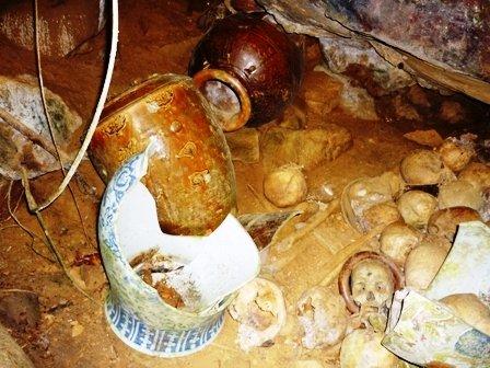 Tembikar dan Tulang