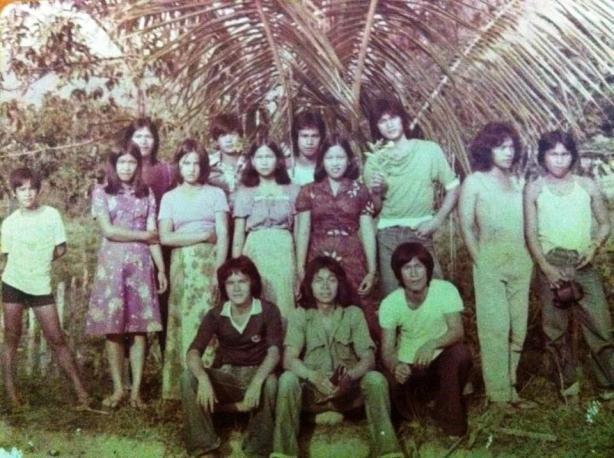 Anak Adi Long Tanid Zaman 70an-80an