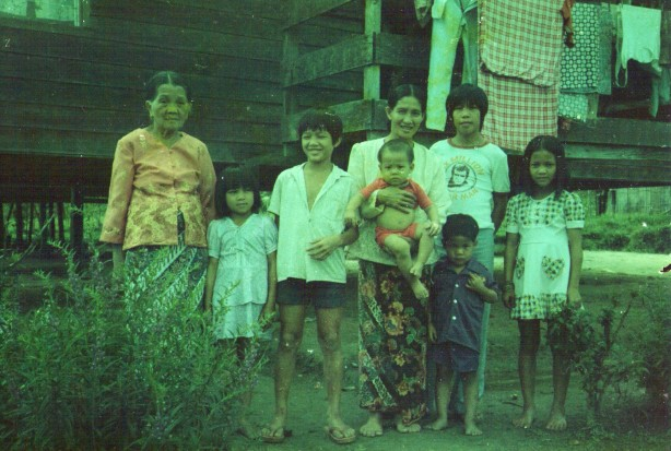 Family Rugu Batun