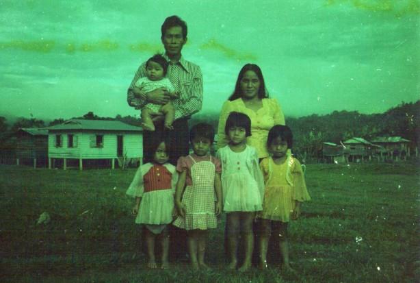 Family Sakai Ukab