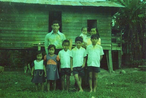 Family Pelipus Sinawat