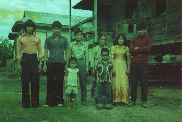 Family Riong Lalung