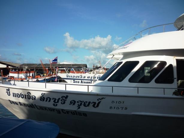 Alud Rayeh luk nguit nekai ame Phi Phi Island
