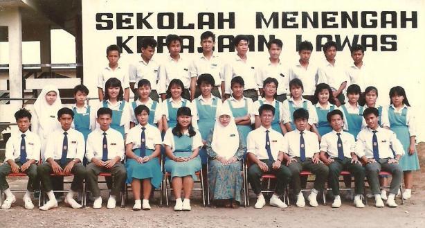 SMK LAWAS. 5AP-1989