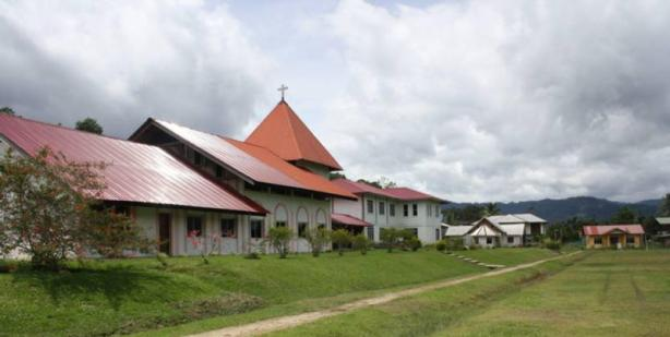 Long Tanid. Long Semadoh. Lawas. Sarawak. Malaysia