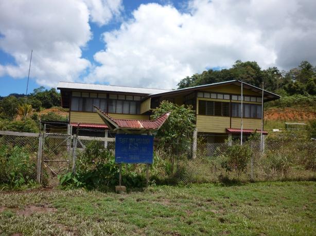 Pejabat Wakil Orang Ulu Long Semadoh Tutup